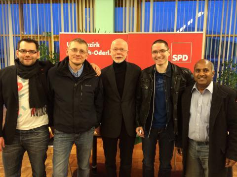 UB-Wahlkreiskonferenz der SPD wählte Kreistagskandidaten für Märkisch-Oderland